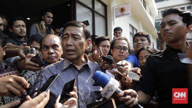 Wiranto menyarankan Jokowi mengevakuasi 78 WNI di kapal pesiar Jepang. Kapal itu masih dikarantina akibat penyebaran virus corona.