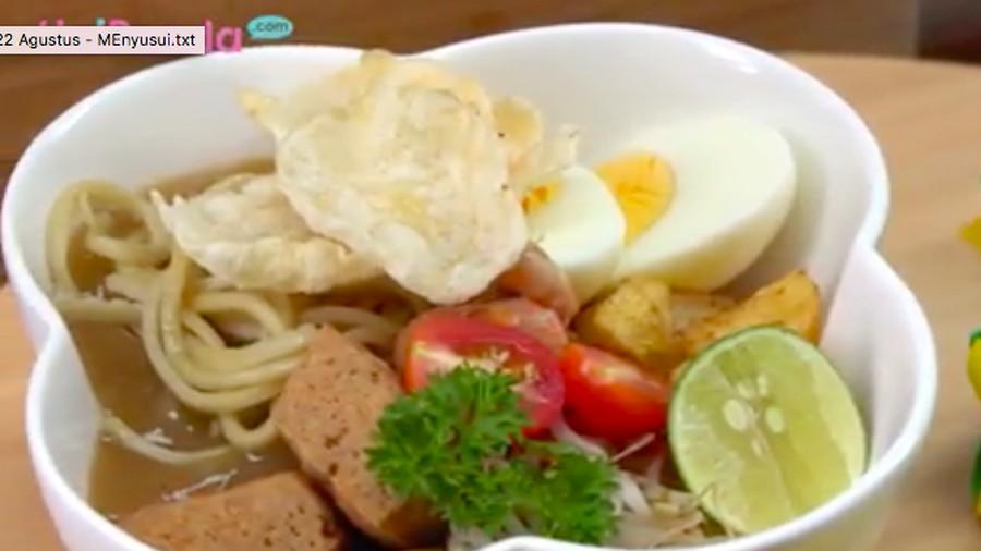 Resep Mi Medan, Sajian Kaya Rempah yang Nikmatnya Bikin Ketagihan
