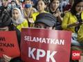 Survei LSI Denny JA: Kepercayaan ke KPK Turun Pascapilpres