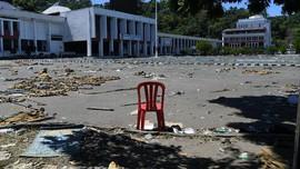 FOTO: Melihat Kondisi Jayapura Pasca-Kerusuhan