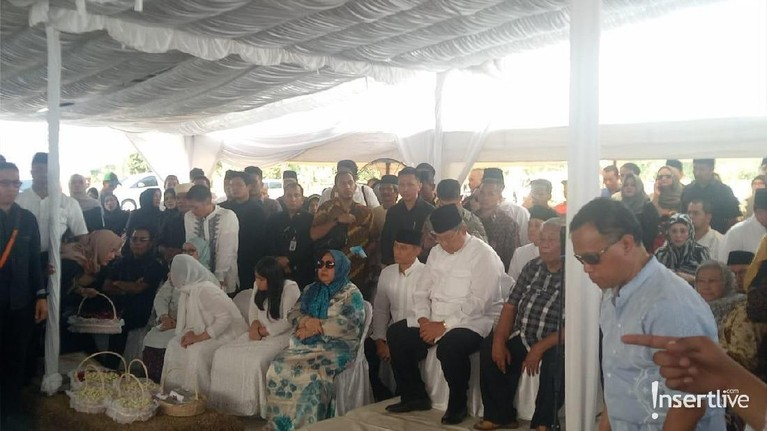 Siti Habibah, meninggal dunia pada hari ini, Jumat (30/8).