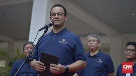Anies Ungkap Saefullah Mulai Merasa Sakit Saat Rapat DPRD