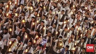 Daftar Hari Libur Keagamaan 2021 yang Digeser Jokowi