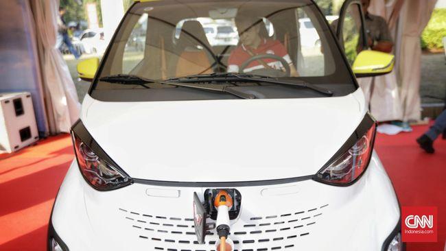 Jokowi Revisi Aturan Ppnbm Mobil Listrik
