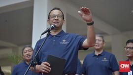 Anies Sebut Langit Jakarta Membiru Selama Pandemi Corona