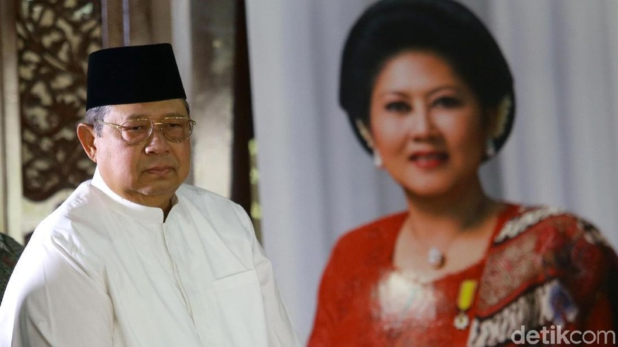 Haru, Ultah ke-70 SBY Tepat 100 Hari Kepergian Ani Yudhoyono
