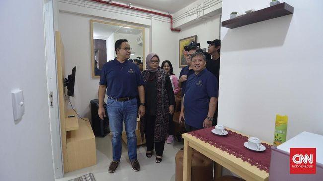 Gubernur DKI Anies Baswedan memperluas pembangunan DP no rupiah di Jalan Raya Cilangkap dan Jalan Raya Pulogebang selambatnya dimulai pembangunan akhir tahun.