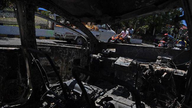 Komnas HAM perwakilan Papua menyatakan 47 persen dari 154 pengaduan masyarakat pada 2019 merupakan tindakan pelanggaran yang dilakukan kelompok massal.