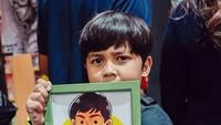 <p>Muzakki Ramdhan menjadi aktor cilik yang terpilih memerankan tokoh Sancaka kecil di film Gundala. (Foto: Instagram @m.u.z.a.k.k.i)</p>
