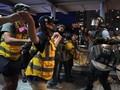 Hong Kong Akan Larang Demonstran Pakai Masker Wajah