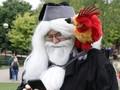 VIDEO: Festival Permainan Harry Potter Digelar di Indiana