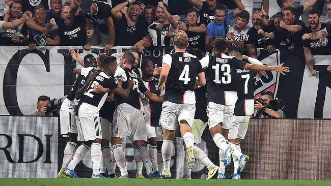 Juventus menghadapi Verona dalam lanjutan Serie A pekan keempat. Dari statistik yang ada, Bianconeri diunggulkan untuk menjadi pemenang di laga ini.
