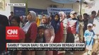 VIDEO: Sambut Tahun Baru Islam dengan Berbagi Ayam