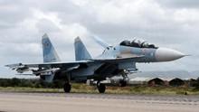 AS Tuding Rusia Kirim Jet-jet Tempur yang Disamarkan ke Libya