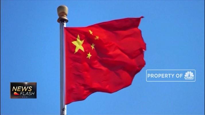 Duh, Pertumbuhan Inflasi China Flat di Agustus - Rifanfinancindo