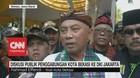 VIDEO: Diskusi Penggabungan Kota Bekasi ke DKI Jakarta