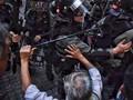 Hong Kong Siaga Satu Antisipasi Rusuh Demo HUT China