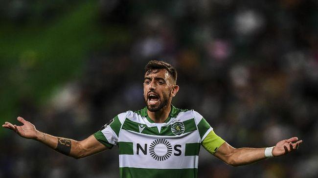 Manchester City bakal menikung rival sekota mereka, Manchester United, dalam perburuan gelandang asal Portugal Bruno Fernandes.