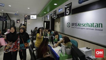 Suasana pelayanan BPJS Kesehatan di kawasan Matraman, Jakarta, Rabu, 3 September 2019. Wakil Menteri Keuangan Mardiasmo mengatakan, rencana kenaikan iuran BPJS Kesehatan untuk kelas I dan II akan naik secara efektif pada 1 Januari 2020. Masing-masing kelas ini akan naik dari Rp80 ribu menjadi Rp160 ribu dan Rp51 ribu menjadi Rp110 ribu.