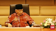 Amien Rais: Kalau Jokowi Tidak Punya Kompetensi, Resign