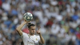Bale Latihan Terpisah Jelang Man City vs Madrid