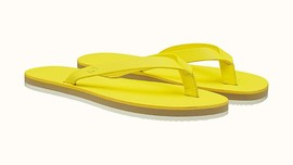 Buat Sandal Jepit Rp6 Juta, Hermes Diolok-olok Warganet