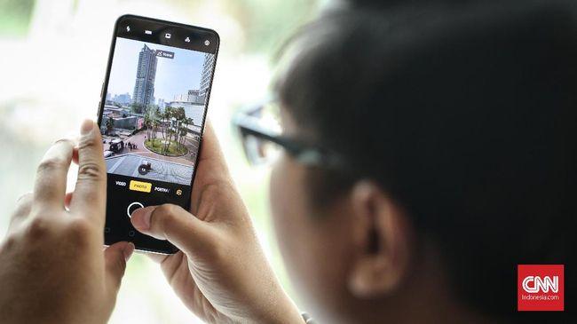 Realme X menghadirkan ponsel dengan kemampuan menghasilkan foto dengan warna cemerlang di kondisi kurang cahaya.
