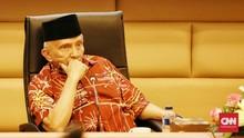 Amien Sebut Banyak Menteri Jokowi Tak Paham Kesulitan Rakyat