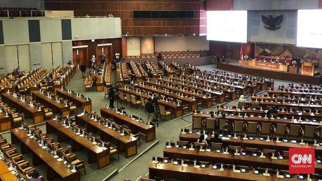 DPR dan Pemerintah Bahas Omnibus Law Pekan Depan