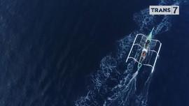 VIDEO: Proses Pembuatan Perahu 'Pamboat' di Sulawesi