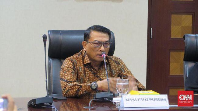 KSP Moeldoko mengakui industri sawit punya dampak negatif ke lingkungan meski berkontribusi besar ke ekonomi dalam negeri.