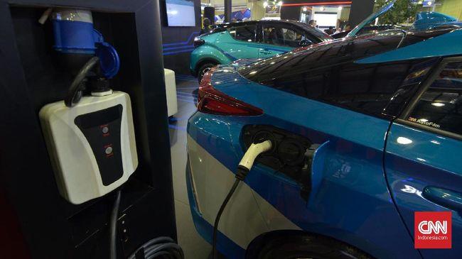 Kemenhub masih menanti harmonisasi di Kementerian Hukum dan HAM terkait dengan aturan turunan dari Perpres No.55/2019 percepatan kendaraan listrik.