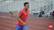 Finis Ketujuh di Test Event Olimpiade, Lalu Zohri Minta Maaf