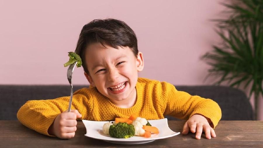 Mau Anak Cerdas? Catat 12 Makanan yang Bagus untuk Pertumbuhan Otak