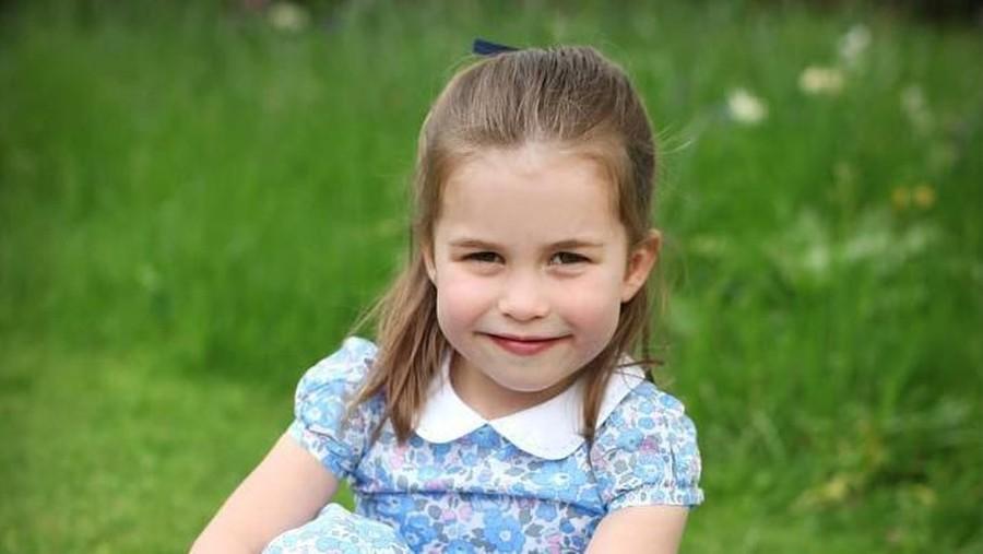 Nama Berbeda Putri Charlotte di Sekolah Barunya