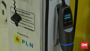 Gandeng China, RI Produksi Baterai Mobil Listrik Tahun 2024