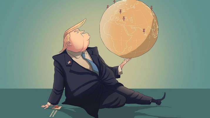 Bye AS-China, Selamat Datang Perang Dagang AS-Eropa - Rifanfinancindo