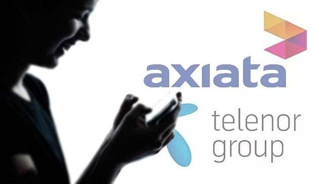 Merger Axiata dan Telenor Resmi Batal