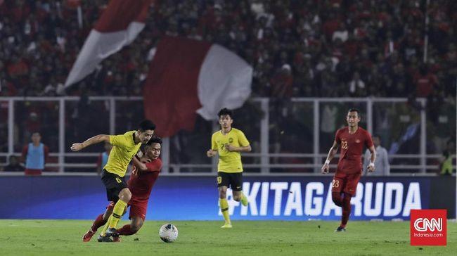 Indonesia harus puas menjadi juru kunci grup G kualifikasi Piala Dunia 2022 usai kalah dari Malaysia di Stadion Utama Gelora Bung Karno (SUGBK), Kamis (5/9).