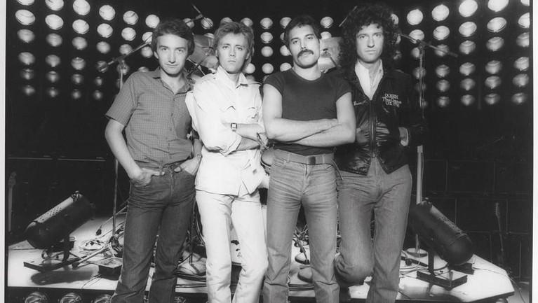 Another One Bites the Dust. Tak kalah dengan lagu lainnya, lagu yang dirilis pada 1980 ini berhasil memenangkan ajang American Music Award dalam kategori Favorite Rock dan masuk ke dalam nominasi Grammy Awards 1981 di kategori Best Rock Performance by a Duo or Group with Vocal.