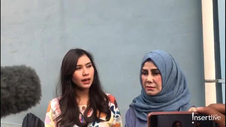 Kekhawatiran Amy Qanita Atas Kehamilan Syahnaz