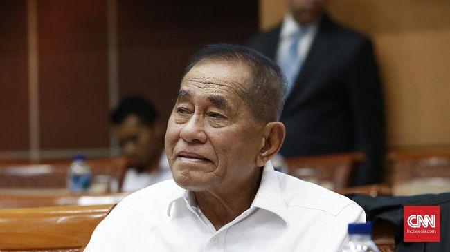 Menhan Ryamizard Ryacudu mengatakan penusukan Menko Polhukam Wiranto terjadi karena aparat tidak siap.