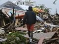 FOTO: Badai Dorian Telan Korban Jiwa di Bahama