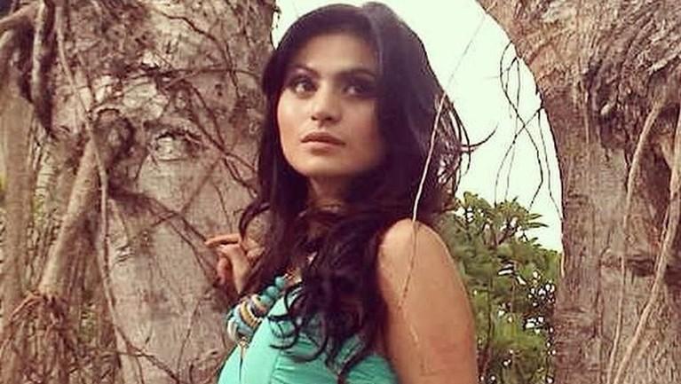 Asha Shara, aktris cantik ini mengawali kariernya sebagai seorang model juga pemain sinetron.
