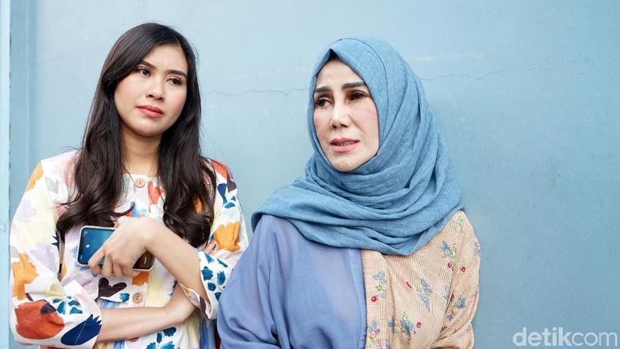Kekhawatiran Ibunda pada Kehamilan Syahnaz Sadiqah