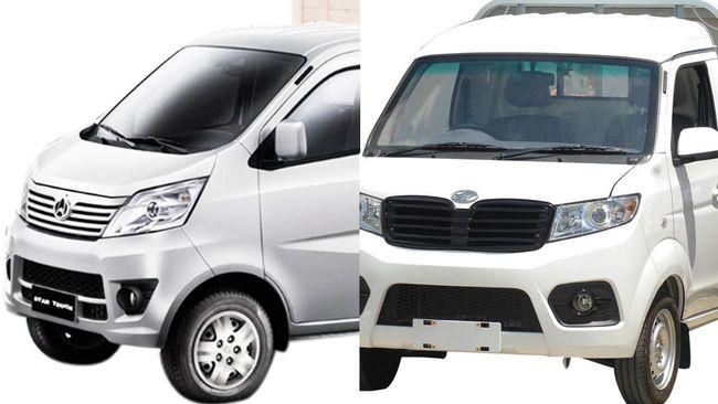 Menteri Perindustrian Airlangga Hartarto mengakui Esemka mirip dengan Changan Star Truck karena ada kerja sama dengan pabrikan China tersebut.