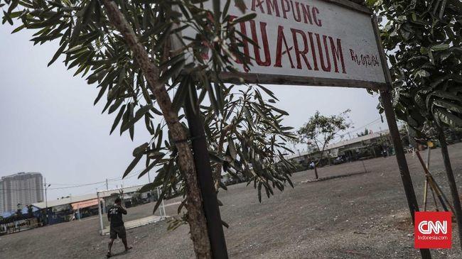 Anies menyebut tengah menyiapkan skema penempatan warga di Kampung Akuarium, menghindari trauma penggusuran di era Ahok.