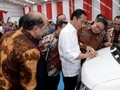 Resmikan Pabrik Esemka, Jokowi Dukung Merek Lokal