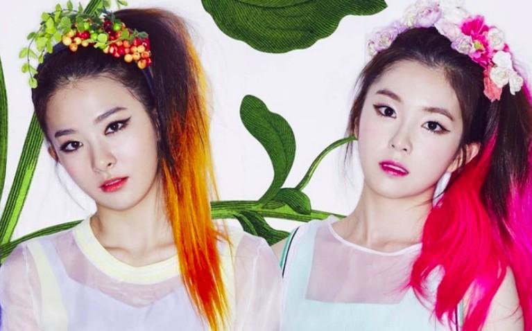 Siapa yang bisa membedakan manaSeulgidan Irene Red Velvet?
