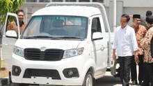 Esemka Telantar Saat Jokowi Gaungkan Benci Produk Asing
